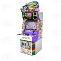 Pop n Music 17 Arcade Machine