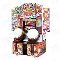 Taiko no Tatsujin 11 Arcade Machine
