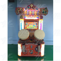 Taiko No Tatsujin 12 Drum Machine