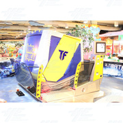Trans-Force Orion 5D Attraction (4 Seat Model)