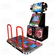 Dance Dance Revolution X3 Arcade Machine