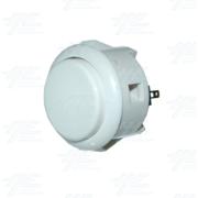 Sanwa Push Button OBSF-30 White