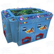 Ocean King Baby 6 Player Arcade Machine (located in Hawaii)