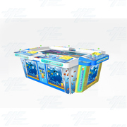 Ocean Star 3 Arcade Machine