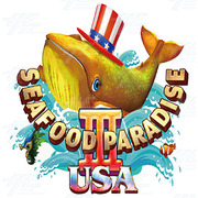 Seafood Paradise 3: USA Edition Redemption Game