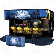 XD Theater 3D Motion Simulator (8 Seat Model)
