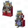 Guitar Freaks V6 + Drum Mania V6 Arcade Machine