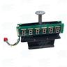 Sega Royal Ascot SD - Display LED Counter - 171-5635