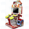 Percussion Master 3 Music Arcade Machine