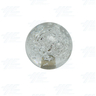 Joystick Bubble Ball Top 45mm Clear