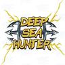 Deep Sea Hunter Fish Game Software Gameboard Kit