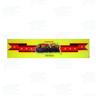 Point Blank / Gun Bullet Plastic Hard Header