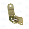 Cam Door Lock 15mm - With Latch (Made in Taiwan)