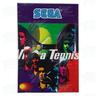 Virtual Tennis Cabinet Sticker
