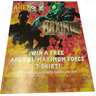 Area 51 and Maximum Force Promotional Poster