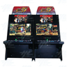Street Fighter 4 Twin LCD Arcade Machines