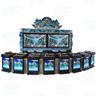 8 player vertical fish machine (HG030)